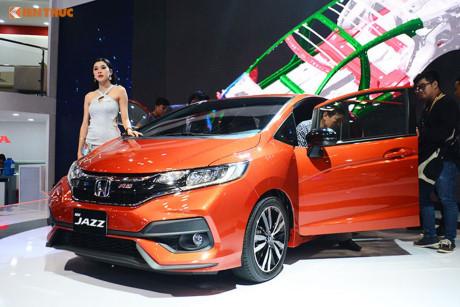 Xe ôtô Honda Jazz mới chốt giá từ 520 triệu tại VN?