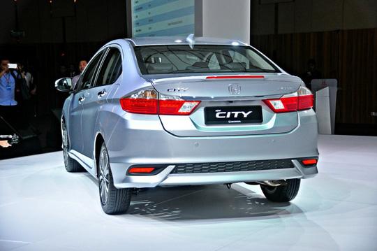 ô tô Honda City