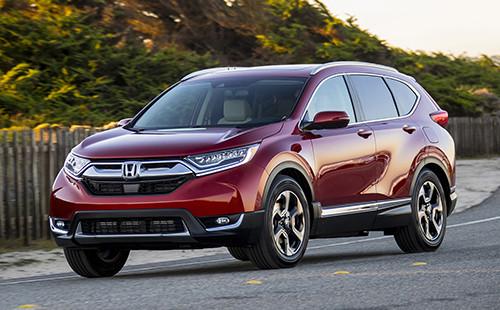 Honda CR-V 7 chỗ sẽ bán ra từ giữa Tháng 12 tại Việt Nam