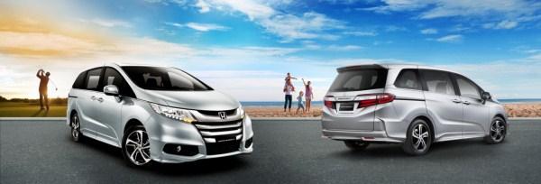 Chương trình khuyến mãi mua xe Honda tháng 6/2017