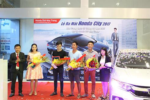 Honda Ô tô Nha Trang: Giới thiệu xe Honda City 2017