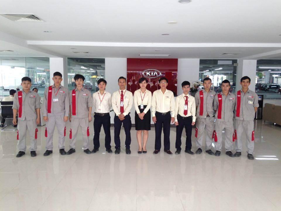 Giới thiệu Showroom KIA Nha Trang