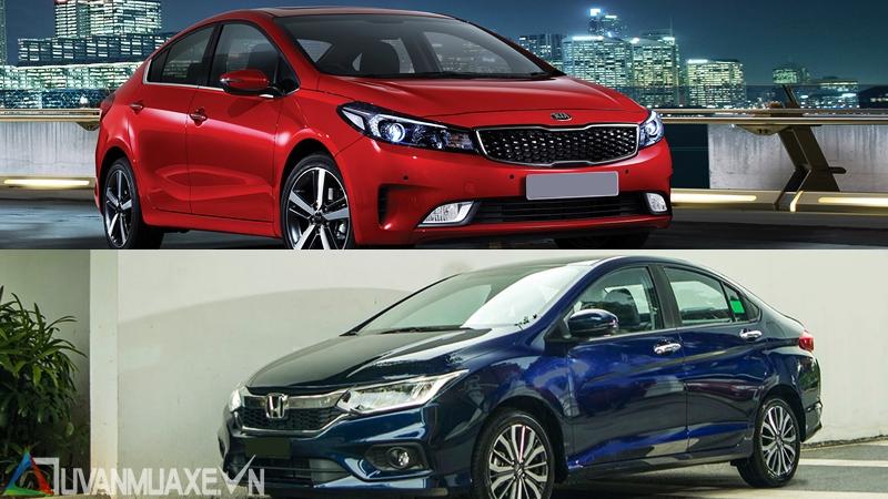 So sánh xe Kia Cerato và Honda City - Ảnh 14