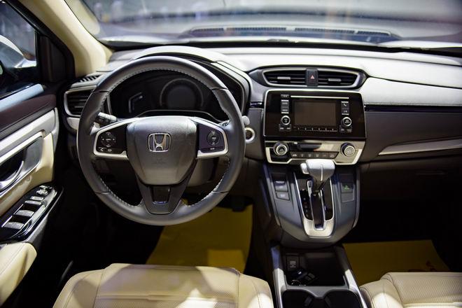 3 phiên bản Honda CR-V 2017 ở Việt Nam có gì khác biệt? - 9