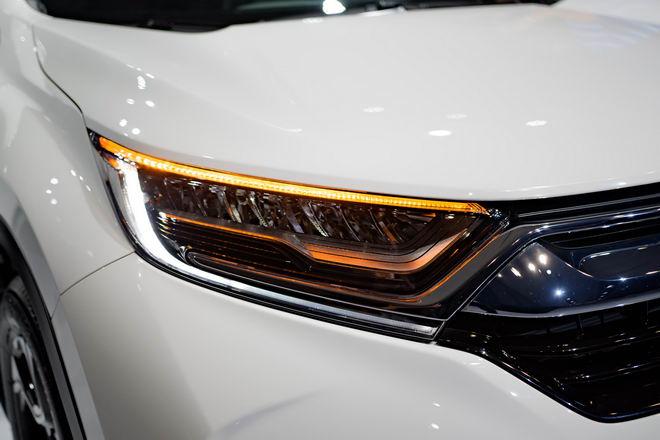 3 phiên bản Honda CR-V 2017 ở Việt Nam có gì khác biệt? - 4
