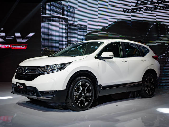 3 phiên bản Honda CR-V 2017 ở Việt Nam có gì khác biệt? - 12