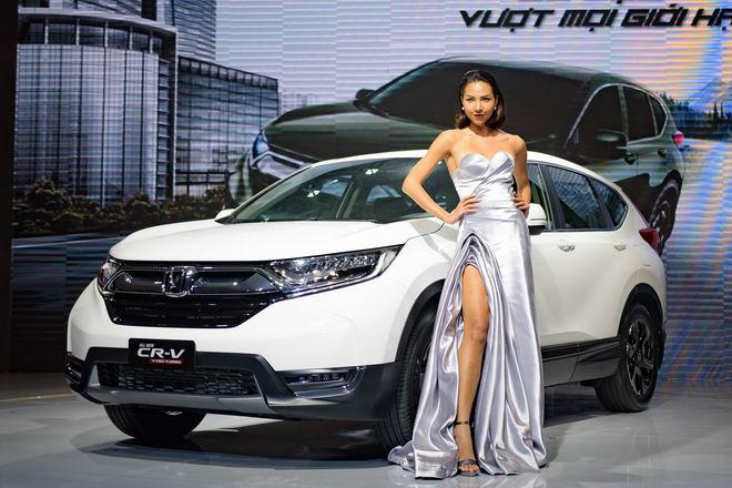 3 phiên bản Honda CR-V 2017 ở Việt Nam có gì khác biệt? - 13
