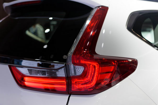3 phiên bản Honda CRV 2017 ở Việt Nam có gì khác biệt? - 14