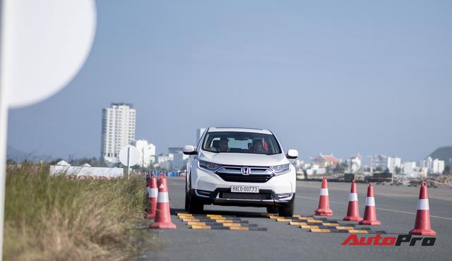 Đánh giá hàng ghế thứ 3 trên Honda CR-V 7 chỗ tại Việt Nam - Ảnh 4.