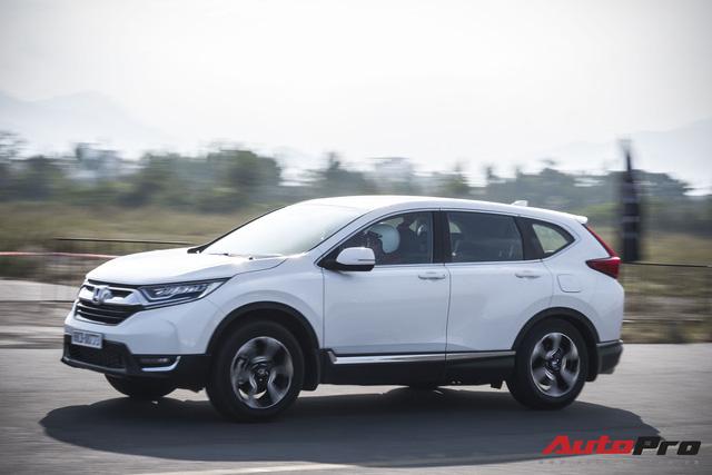 Đánh giá hàng ghế thứ 3 trên Honda CR-V 7 chỗ tại Việt Nam - Ảnh 5.