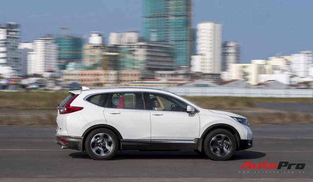 Đánh giá hàng ghế thứ 3 trên Honda CR-V 7 chỗ tại Việt Nam - Ảnh 6.