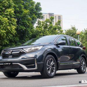 Giá xe Honda CR-V 2021 Tháng 09 tại Nha Trang Khánh Hòa Giảm Thuế Trước Bạ 50%