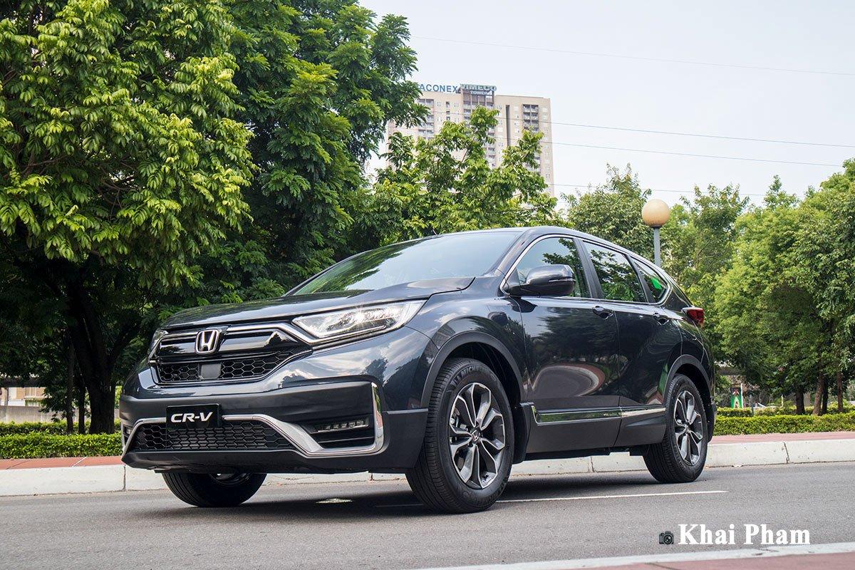 Giá xe Honda CR-V 2021 Tháng 6 tại Nha Trang Khánh Hòa