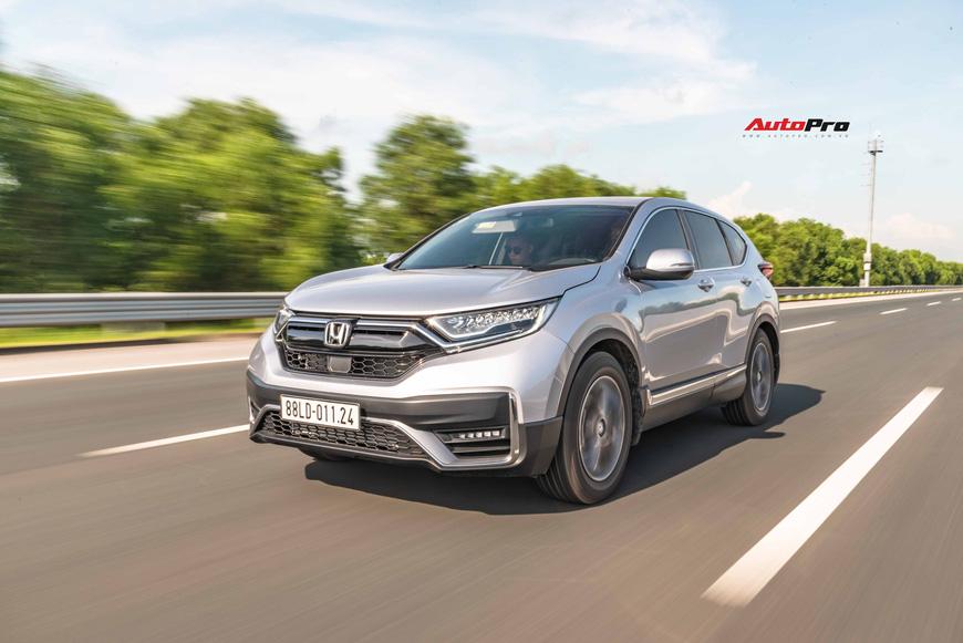 Đánh giá Honda CR-V 2020: Vẫn còn nhược điểm nhưng thêm ưu thế để giành lại ngôi vua doanh số từ Mazda CX-5 - Ảnh 13.