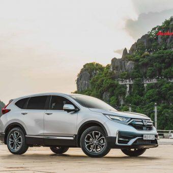 Đánh giá Honda CR-V 2020: Vẫn còn nhược điểm nhưng thêm ưu thế để giành lại ngôi vua doanh số từ Mazda CX-5