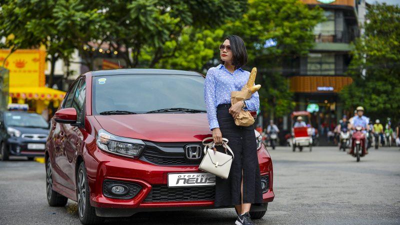 Chỉ hơn 100 triệu đồng – Quý Khách đã sở hữu ngay Honda Brio RS Nhập Khẩu !!!!!!!!!!!