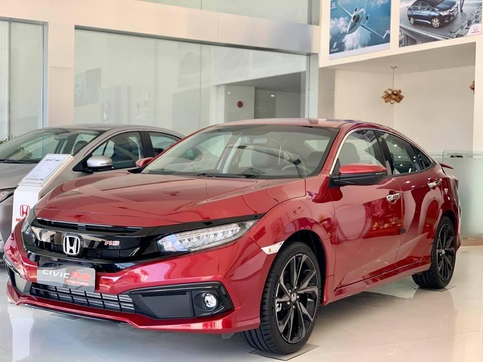 Giá xe Honda Civic Tháng 09.2021 tại Nha Trang Khánh Hòa Giảm Ngay Tiền Mặt dưới 100 triệu