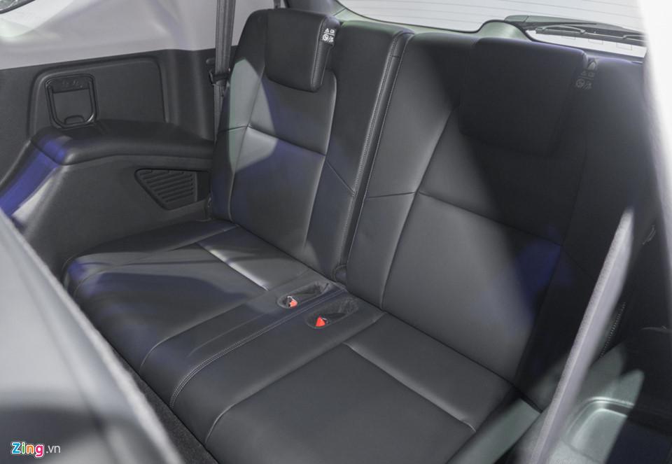 Anh thuc te Honda CR-V 7 chỗ vua ra mat hinh anh 8