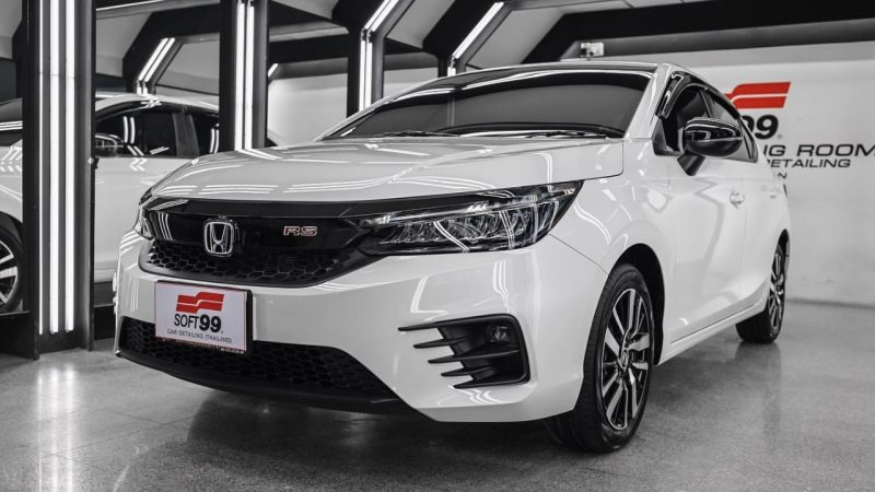 Giá xe Honda City RS 2021 Tháng 06 tại Nha Trang Khánh Hòa